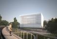 004-BEAUDOUIN ARCHITECTES-CARRILHO DA GRACA-CONSERVATOIRE DE MUSIQUE ET DE DANSE DE LA ROCHELLE-VUE DU PONT copie