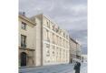 010-PROJET HOTEL DE LA REINE RUE SAINTE CATHERINE