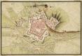 Plan de Belfort 1780