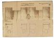 011-HENRI MOREAU 1931 FACADE DU CHATEAU DE PERONNE RECONSTRUIT