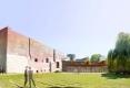060-BEAUDOUIN-ARCHITECTES-PERSPECTIVE DES ATELIERS PEDAGOGIQUES
