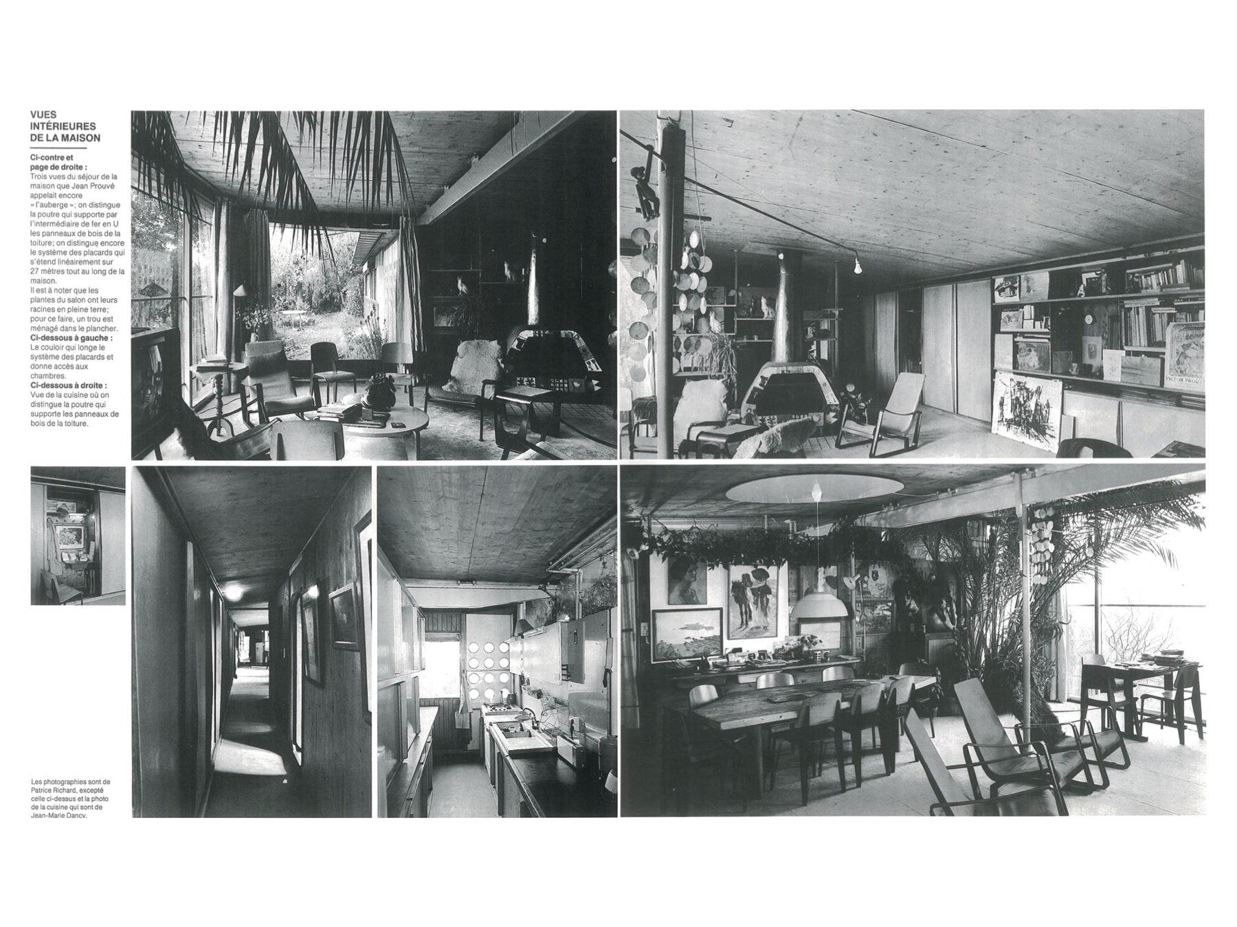 entretien avec jean prouv emmanuelle et laurent beaudouin architectes. Black Bedroom Furniture Sets. Home Design Ideas