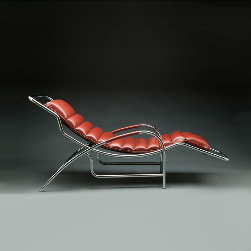 Chaise longue emmanuelle et laurent beaudouin architectes for 2 zitsbank en chaise longue