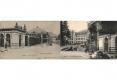 013-1901-1902 FRANÇOIS-JOSEPH NACHON, FREDERIC SCHERTZER : GRANDE GALERIE DEVANT LES THERMES DE CHARLES GARNIER