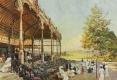 038-1906 GASTON MUNIER : LA GALERIE DES THERMES DE VITTEL