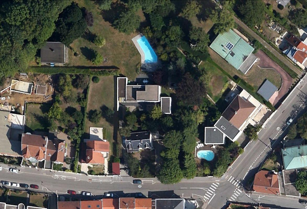 Architecte maison nancy for Est habitat nancy