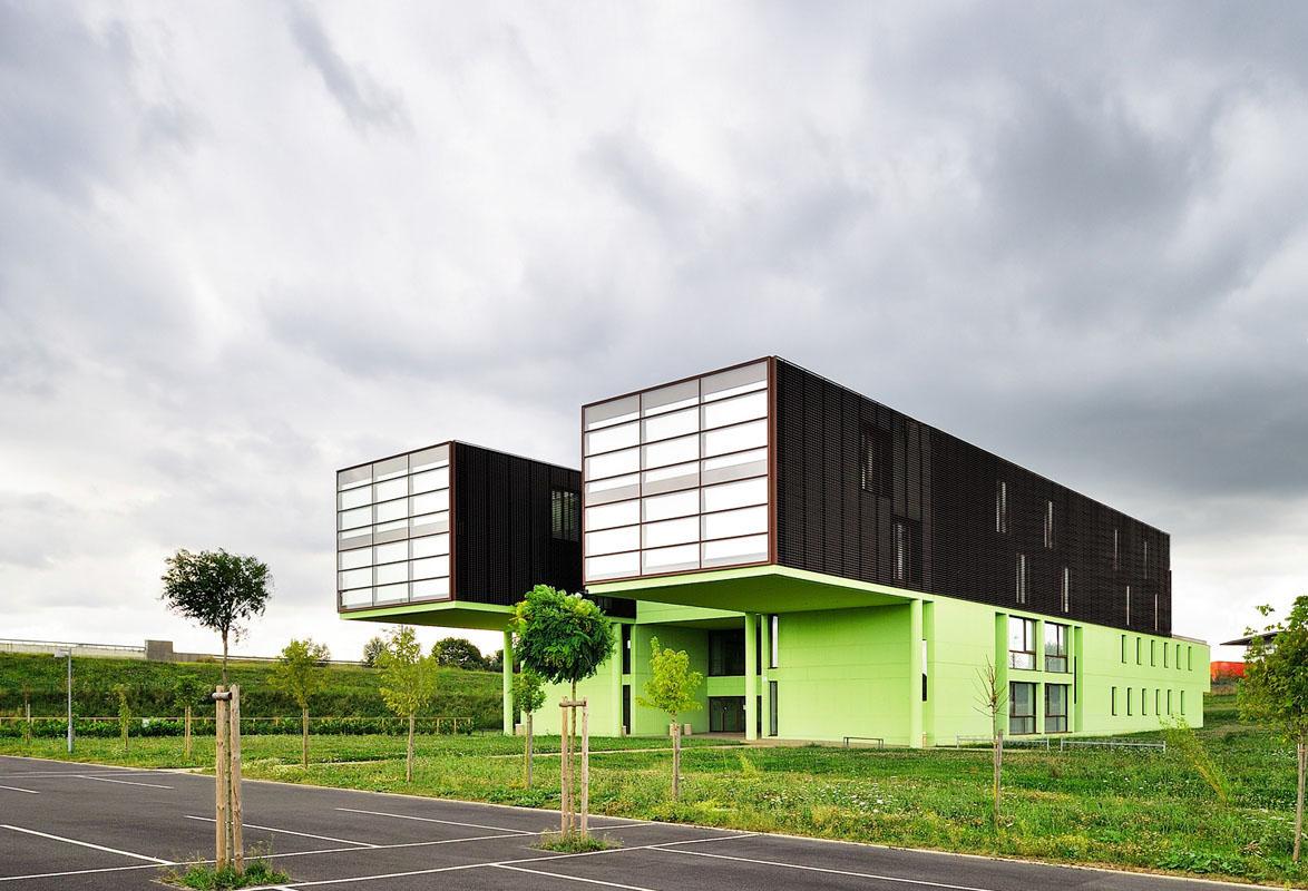Ipefam emmanuelle et laurent beaudouin architectes for Assistant d architecte