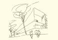 18-laurent-beaudouin-architecte-croquis-centre-culturel-dreux