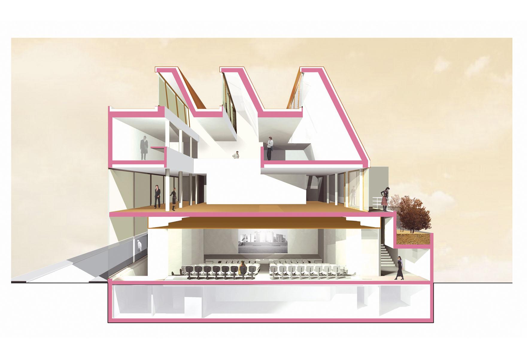 Ecole architecture marseille concours Ecole architecture