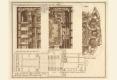 189-1707-1709-FRANCESCO-GALLI-BIBIENA-COUPE-TRANSVERSALE-PLAFOND-ET-PLAN-DE-REZ-DE-CHAUSSEE-OPERA-DE-NANCY