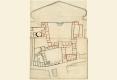 203-1715-PLAN-DU REZ DE CHAUSSEE-DU-PALAIS-DE-NANCY-VARIANTE-SANS -L'EGLISE-SAINT-GEORGES