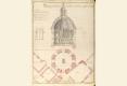 272-1759-JEAN-NICOLAS-JADOT-PLAN-ET COUPE-EGLISE-DES-CORDELIERS-NANCY