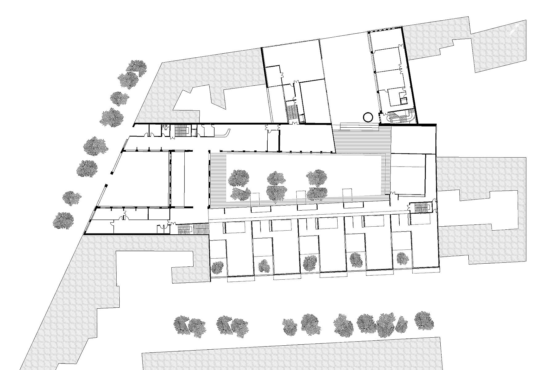 Ecole d architecture belleville emmanuelle et laurent Ecole architecture