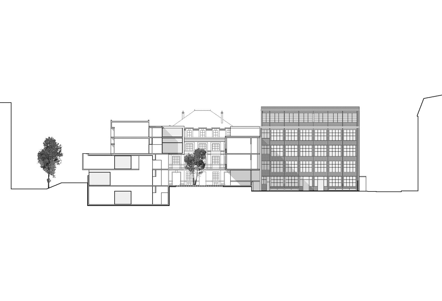 Ecole d architecture belleville emmanuelle et laurent for Architecture concours