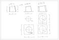 063-BEAUDOUIN-ARCHITECTES-POLE DE GESTION-COFFRAGE PUIT DE LUMIÈRE-10-1989